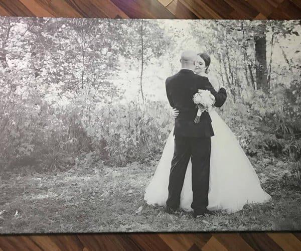 Foto na platno, vytlačený obraz z fotky na plátno