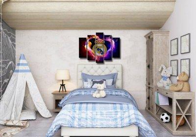 Viacdielne moderné obrazy na stenu, obrazy do detskej