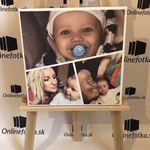 Foto koláž z fotiek, maximálný počet fotiek na fotokoláž je 30ks, minimálný počet fotiek potrebných pre fotokoláž sú 2