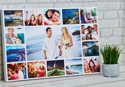 Fotokolaz - Kolaz z fotiek na platno - kolaz z fotkiek - Onlinefotka.sk