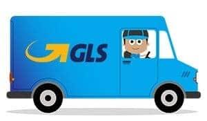 Doprava a platba - kuriér GLS - Onlinefotka.sk